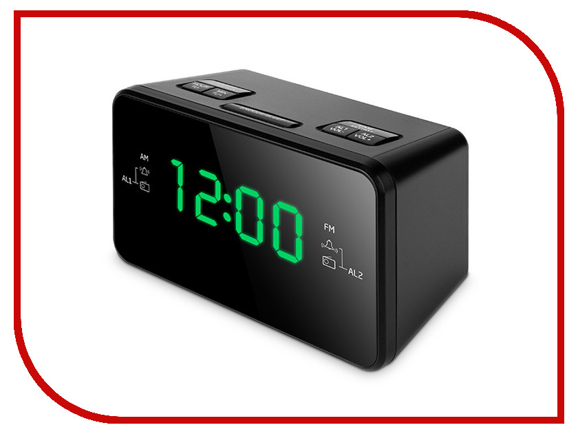 Часы настольные teXet TRC-321