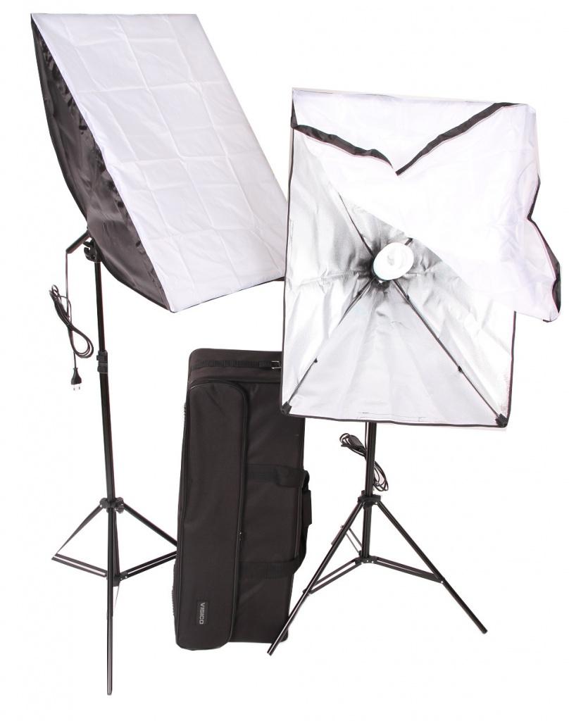 Студийный свет FST ET-420 KIT