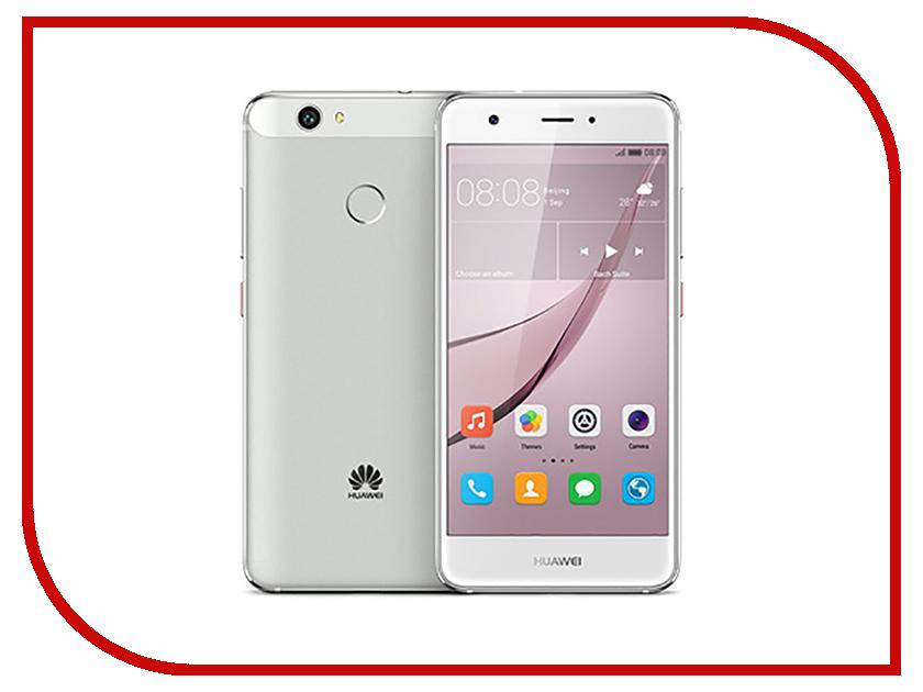Сотовый телефон Huawei Nova Silver<br>