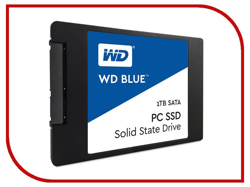 Жесткий диск 1Tb - Western Digital WDS100T1B0A<br>