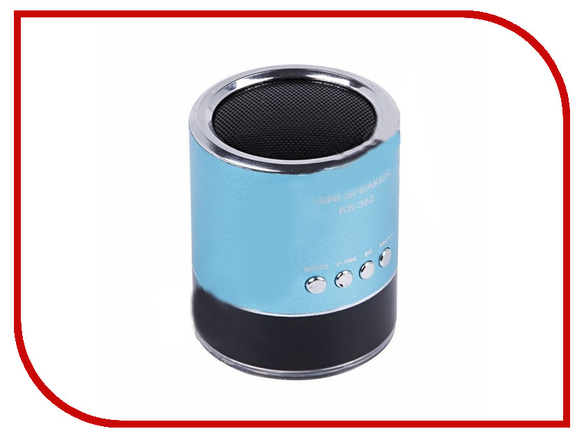 Колонка Rexant 2162 18-2162-5 Blue  sonex pagri 2162
