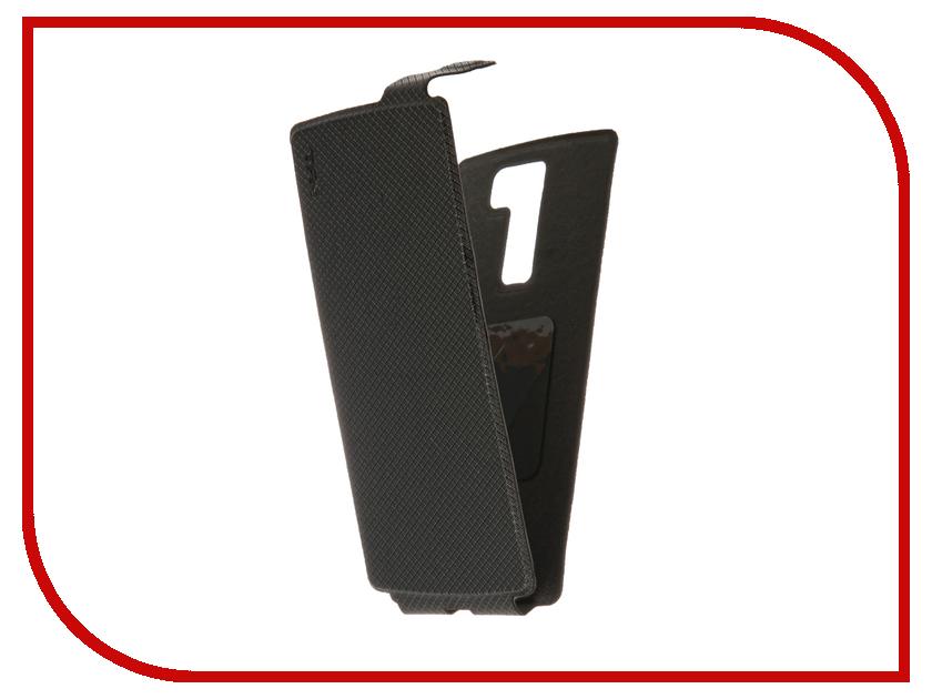 Аксессуар Чехол LG K7 X210 TFN FlipTop Black TFN-FC-04-014PUBK2<br>