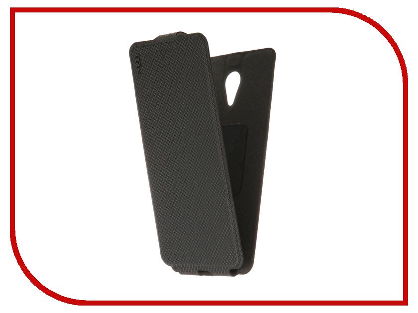 Аксессуар Чехол Meizu M3 Note TFN FlipTop Black TFN-FC-08-004PUBK2