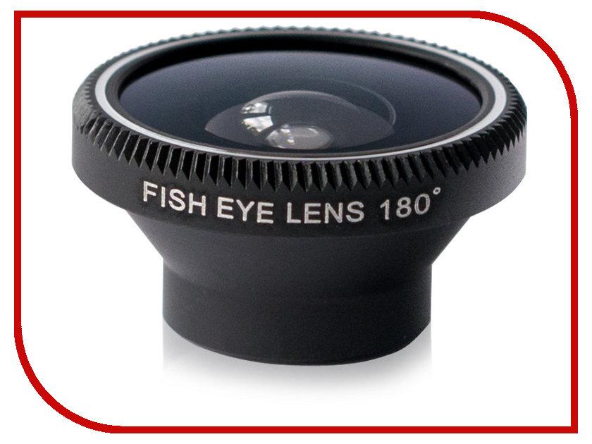 Аксессуар Объектив Fotololo Fisheye F-003 Black