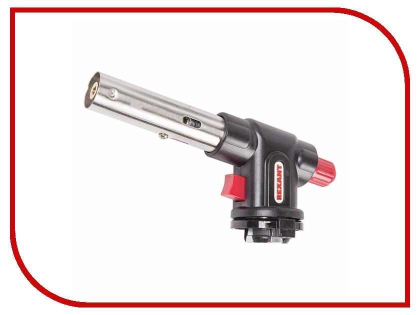 Газовая горелка Rexant GT-23 12-0023 горелка rexant 12 0015 4