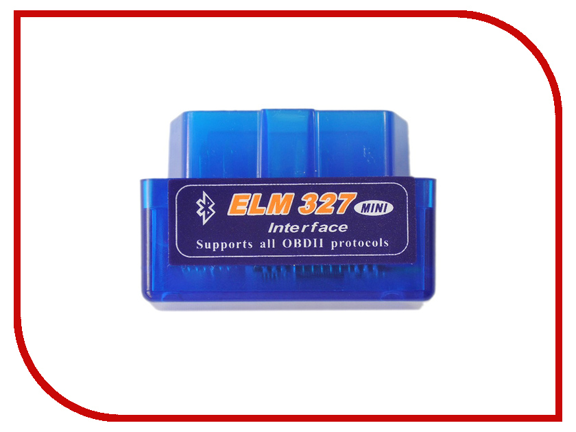 Автосканер Quantoom ELM 327 Bluetooth Mini