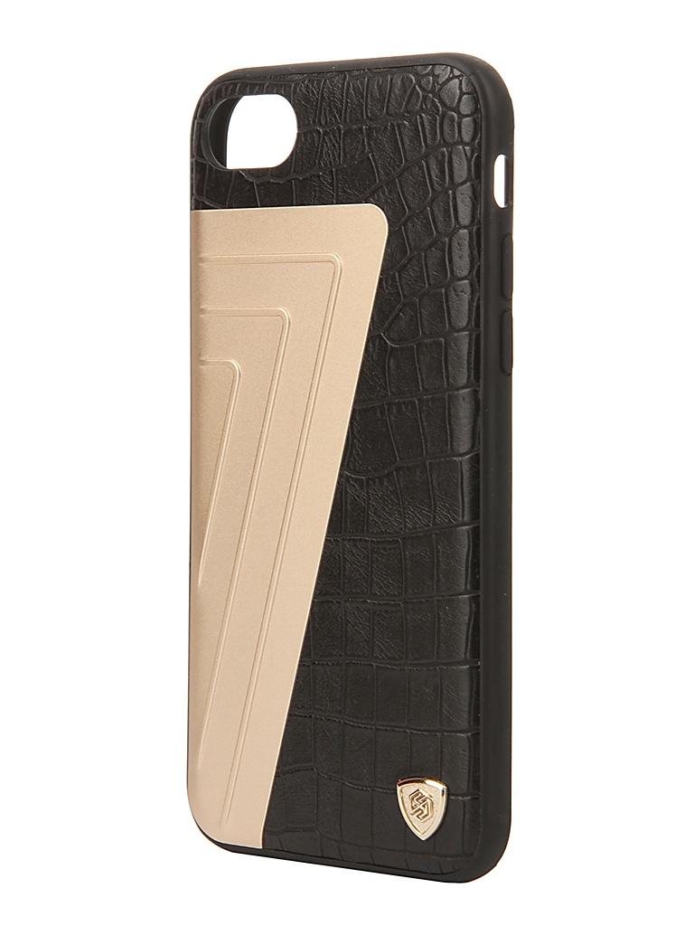 Аксессуар Чехол Nillkin Hybrid Case iPhone 7 Black T-N-AI7-032