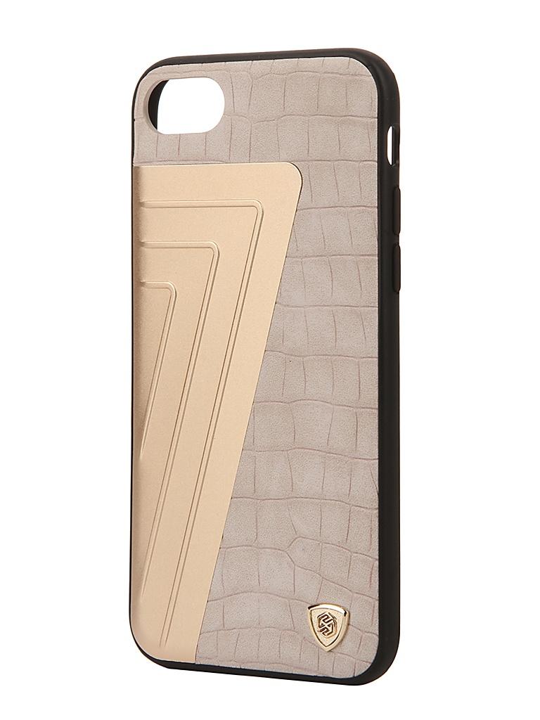 Аксессуар Чехол Nillkin Hybrid Case iPhone 7 White T-N-AI7-032 стоимость