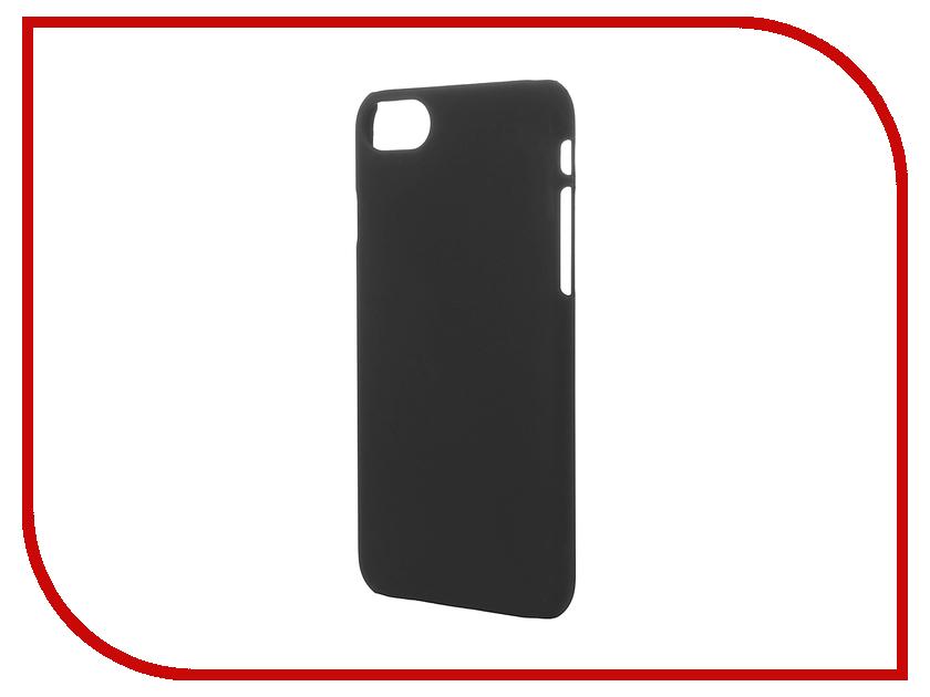 Аксессуар Чехол SkinBox 4People для iPhone 7 Black T-S-AI7-002<br>