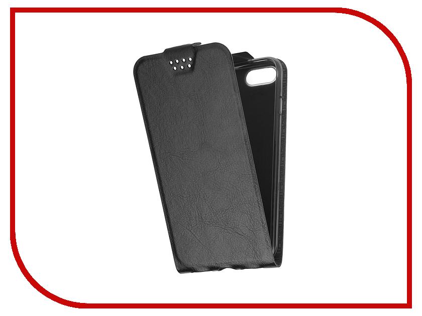 Аксессуар Чехол SkinBox Slim для iPhone 7 Black T-F-AI7<br>