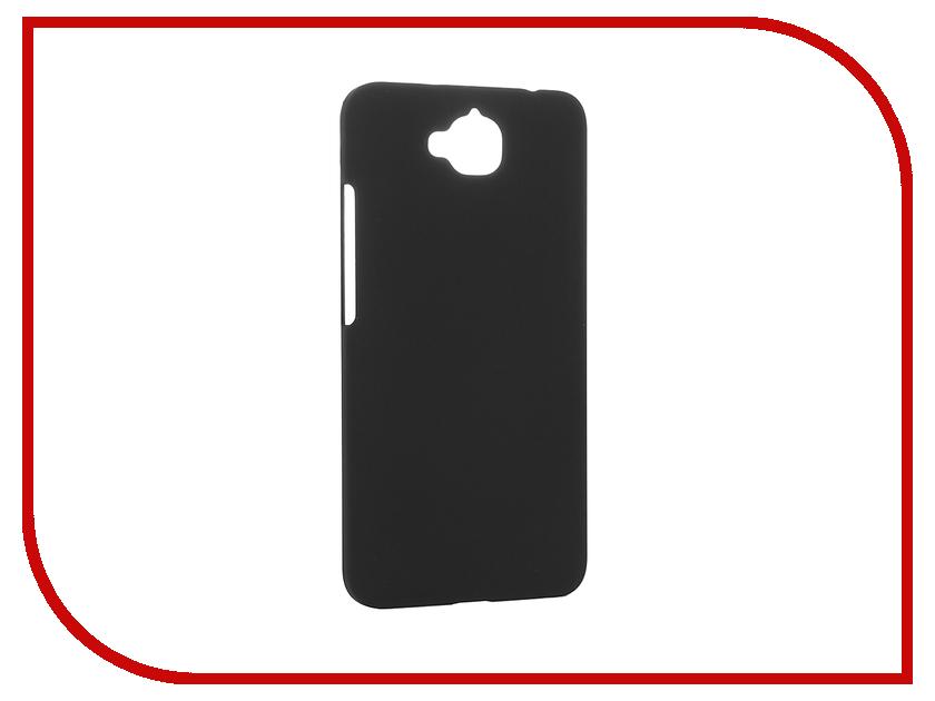 Аксессуар Чехол Huawei 4C Pro SkinBox 4People Black T-S-H4CP-002<br>
