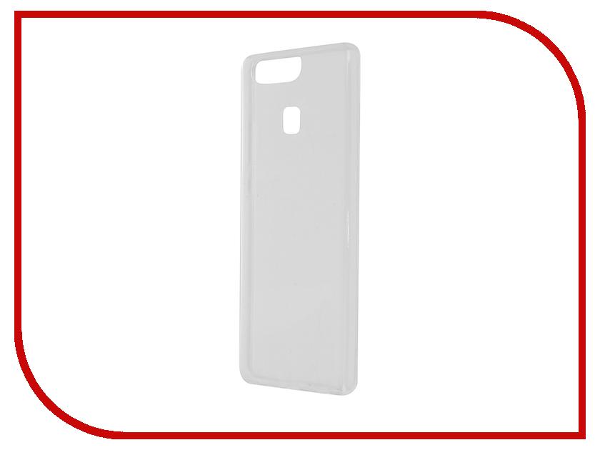 Аксессуар Чехол Huawei P9 SkinBox Slim Silicone Transparent T-S-HP9-006<br>