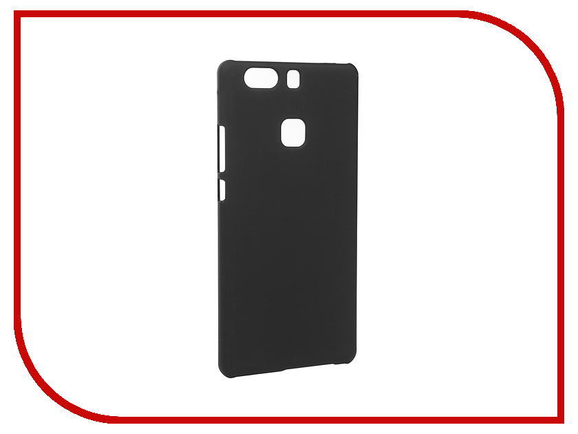 Аксессуар Чехол Huawei P9 Plus SkinBox 4People Black T-S-HP9P-002<br>