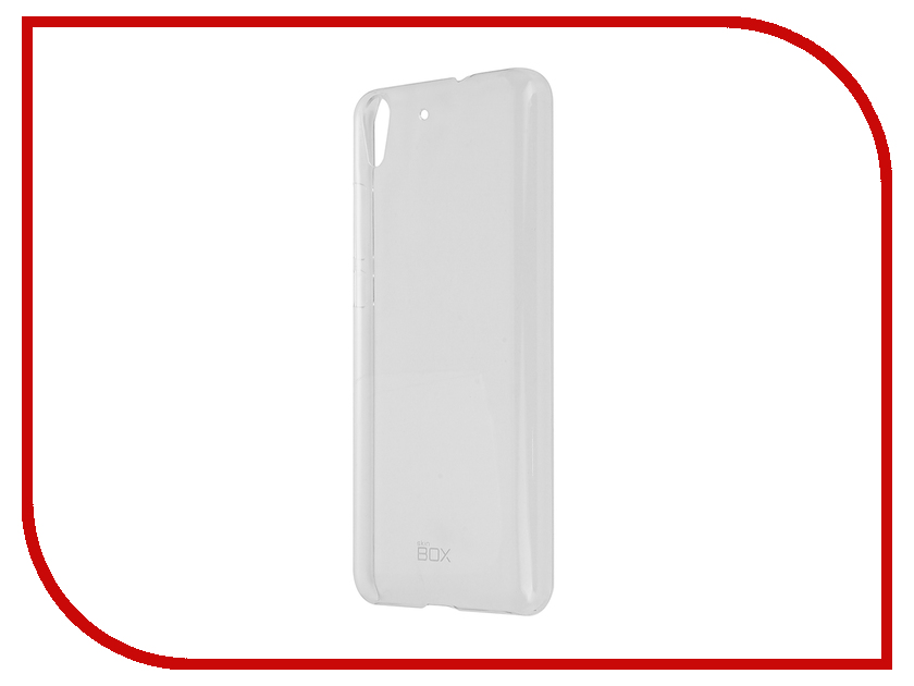 Аксессуар Чехол Huawei Y6 II SkinBox Crystal 4People Transparent T-S-HY6II-007<br>