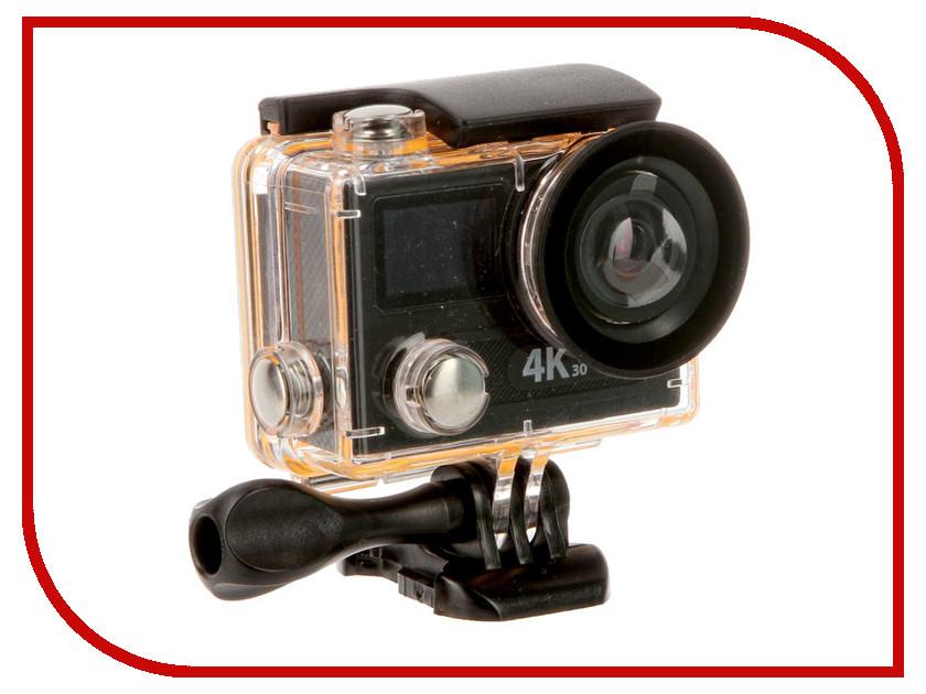 Экшн-камера EKEN H8 Ultra HD Black eken pano360 экшн камера