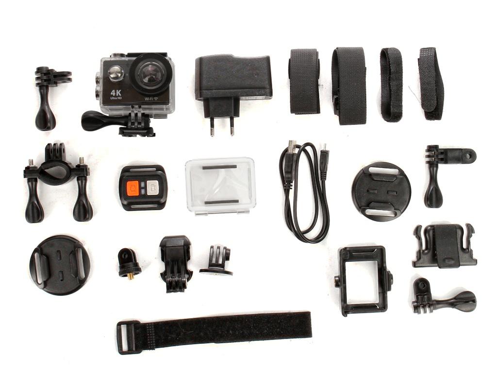 лучшая цена Экшн-камера EKEN H9R Ultra HD Black