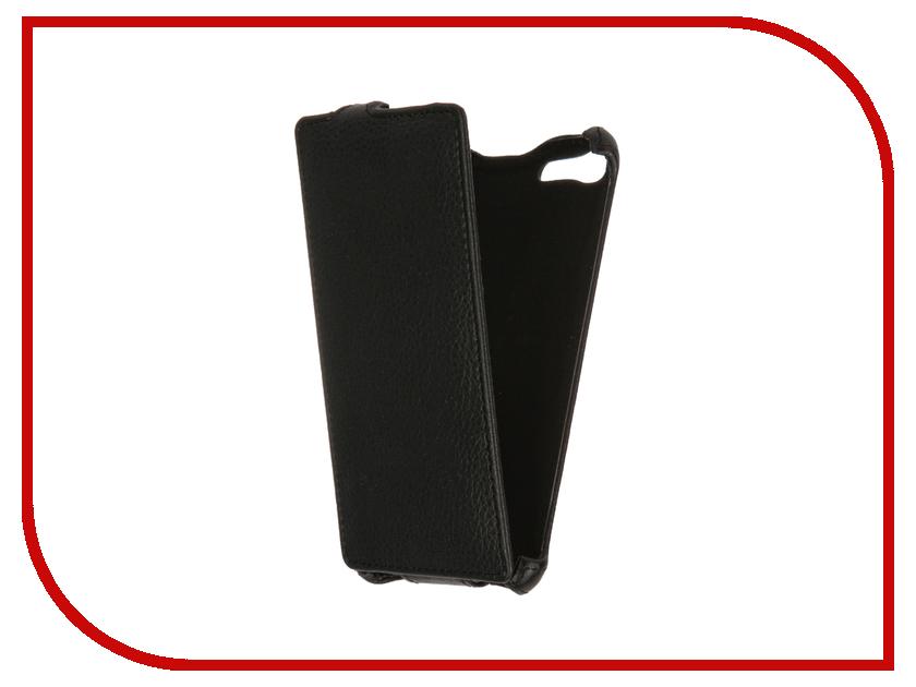 Аксессуар Чехол Sony Xperia M5/M5 Dual Zibelino Classico Black ZCL-SON-M5-BLK<br>