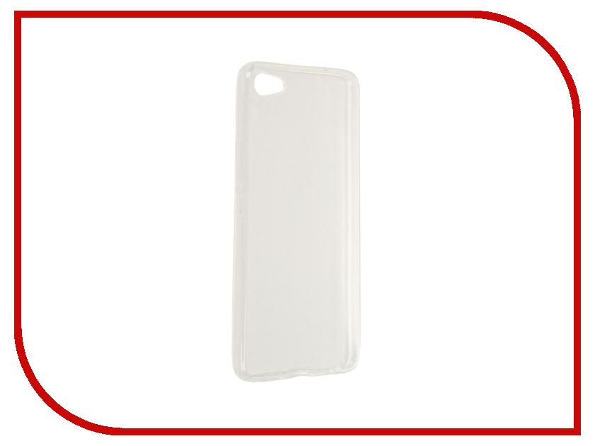 Аксессуар Чехол Meizu U20 Zibelino Ultra Thin Case White ZUTC-MZU-U20-WHT