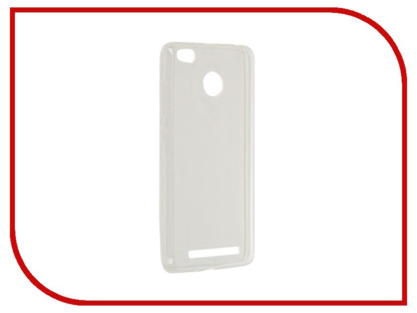 Аксессуар Чехол Xiaomi Redmi 3s Zibelino Ultra Thin Case White ZUTC-XMI-RDM-3S-WHT аксессуар чехол xiaomi redmi 4a zibelino ultra thin case white zutc xmi rdm 4a wht