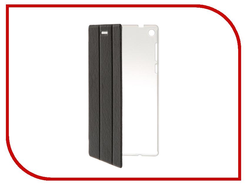 Аксессуар Чехол Lenovo Tab 3 730X ProShield Slim Case Black P-P-LT3730X