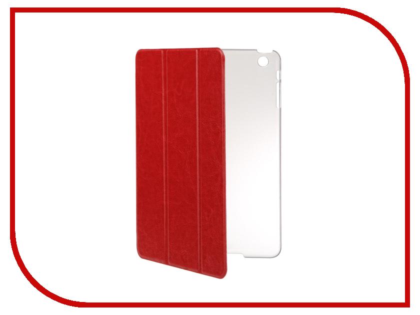 Аксессуар Чехол Lenovo Tab 3 730X ProShield Slim Case Red P-P-LT3730X