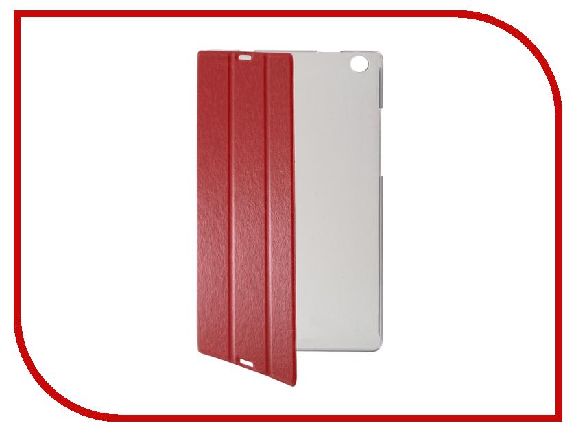 Аксессуар Чехол Lenovo Tab 3 850M ProShield Slim Case Red P-P-LT3850M
