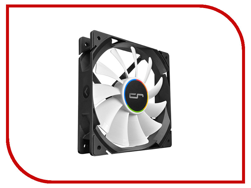 Вентилятор Cryorig QF120 Silent 200-1000rpm 120mm PWM