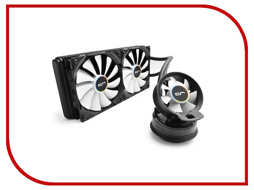 Водяное охлаждение Cryorig A80 280x27.5mm<br>