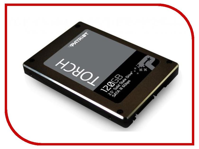 Жесткий диск 120Gb - Patriot Memory Torch LE PTL120GS25SSDR
