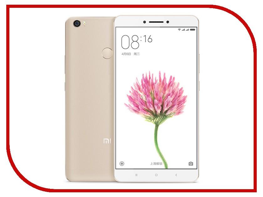 Сотовый телефон Xiaomi Mi Max 32Gb Gold<br>