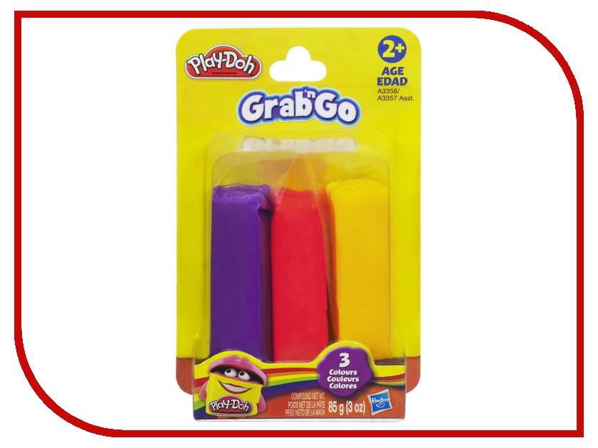 Игрушка Hasbro Play-Doh A3357 hasbro play doh игровой набор из 3 цветов цвета в ассортименте с 2 лет