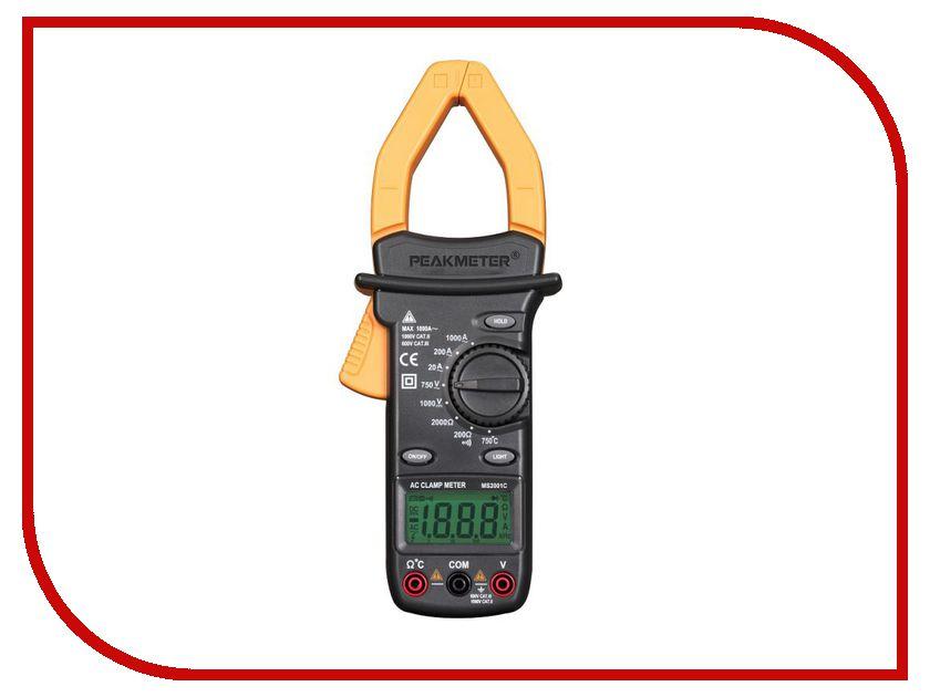 Токовые клещи PeakMeter MS2001C<br>