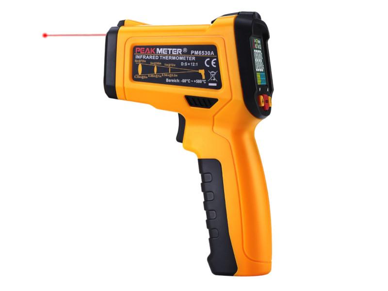 Пирометр PeakMeter PM6530A