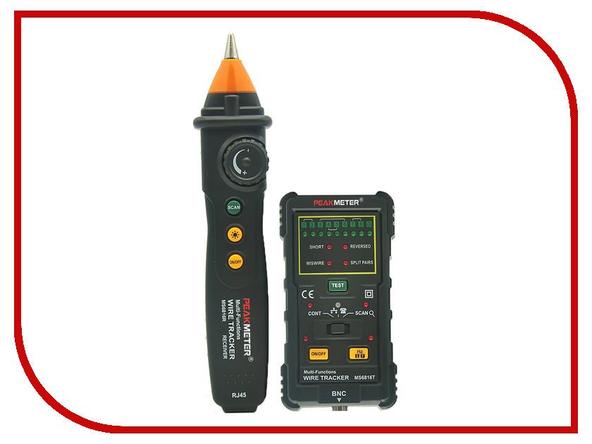 Трассоискатель PeakMeter MS6816 / PM6816 цена