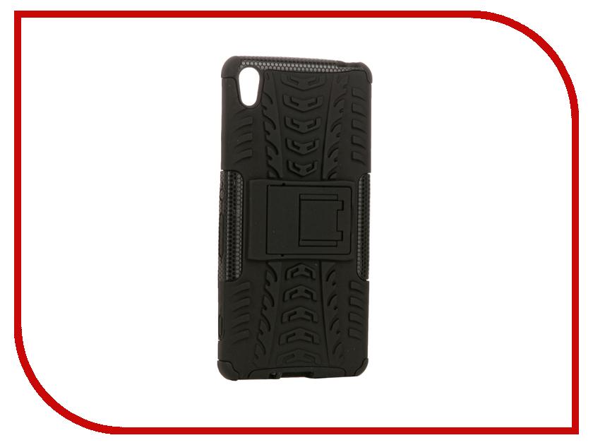 Аксессуар Чехол Sony Xperia XA SkinBox Defender Case Black T-S-SXXA-06<br>