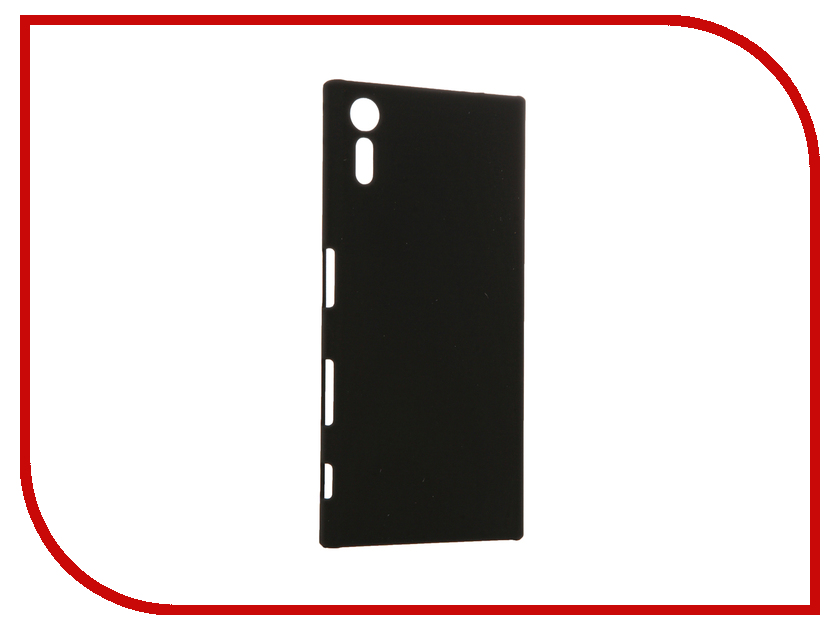Аксессуар Чехол Sony Xperia XZ SkinBox Shield 4People Black T-S-SXXZ-002<br>