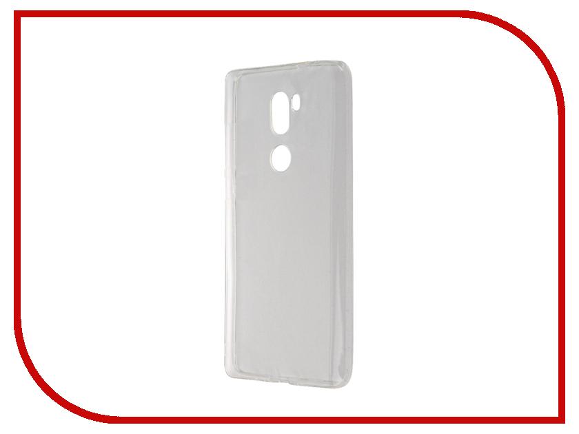 Аксессуар Чехол Xiaomi Mi5S Plus SkinBox Slim Silicone Transparent T-S-XMi5SP-006<br>