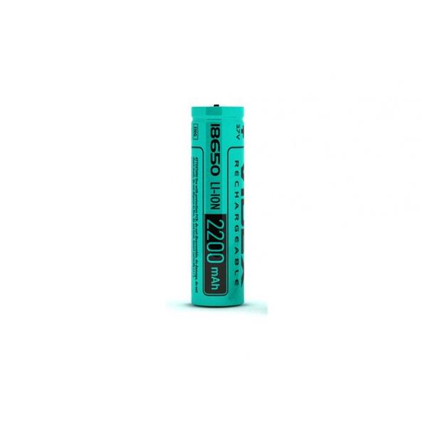 Аккумулятор Videx 18650 2200 mAh VID-18650-2.2-NP