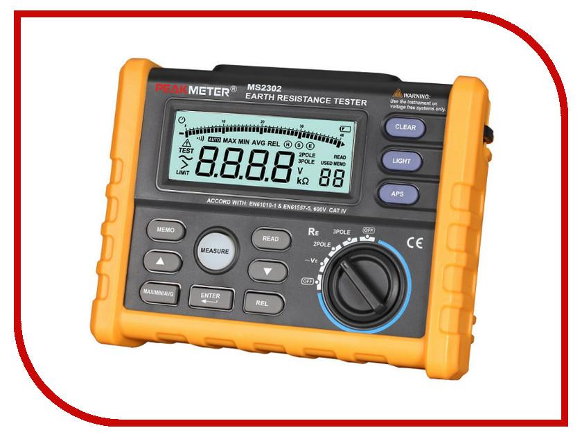 Мультиметр PeakMeter MS2302