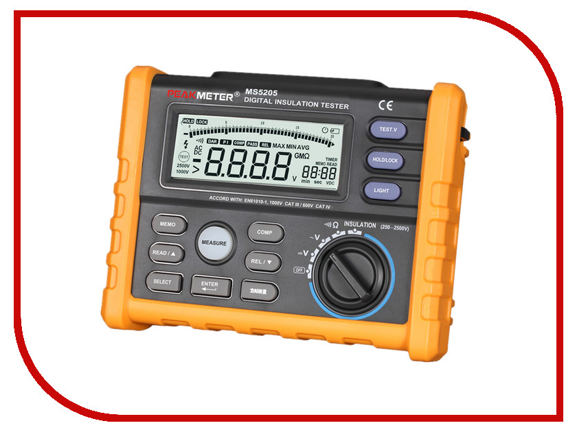 Мультиметр PeakMeter MS5205