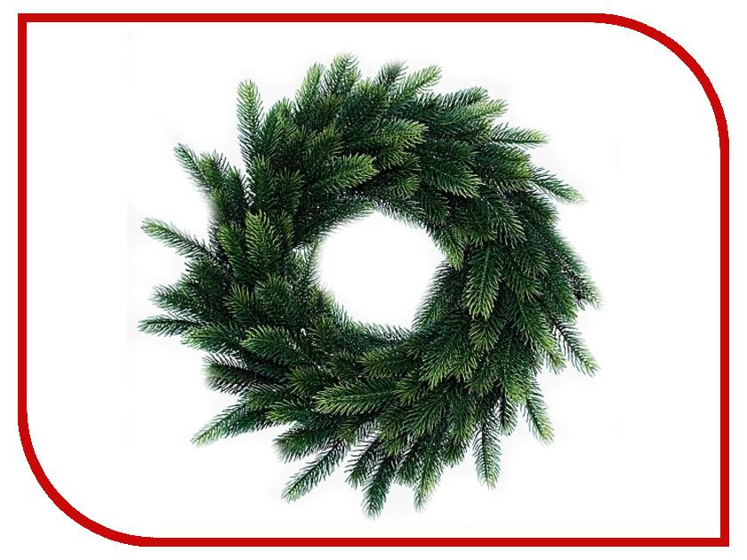 Хвойный декор Kaemingk Рождественский венок 25cm 684920