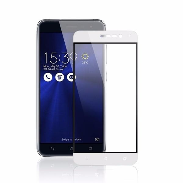 Аксессуар Защитное стекло CaseGuru для ASUS ZenFone 3 5.2 ZE520KL 0.3mm White 87677 аксессуар защитное стекло для asus zenfone 3 5 2 ze520kl caseguru 0 3mm black 87676