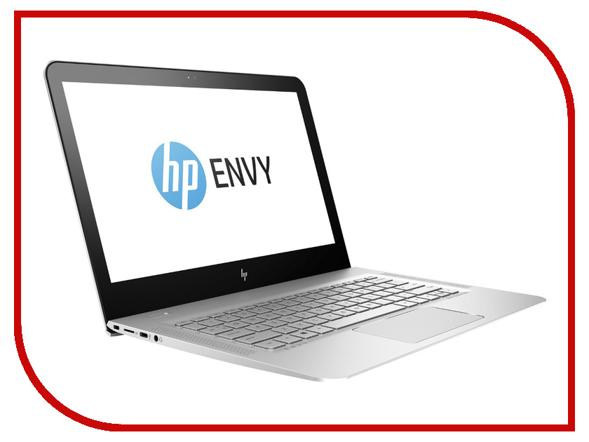 Ноутбук HP Envy 13-ab001ur Y5V35EA Intel Core i5-7200U 2.5 GHz/8192Mb/256Gb SSD/No ODD/Intel HD Graphics/Wi-Fi/Bluetooth/Cam/13.3/1920x1080/Windows 10 64-bit<br>