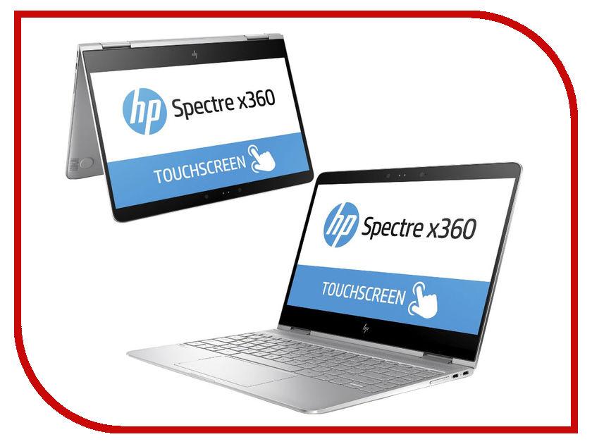 Ноутбук HP Spectre x360 13-w001ur Y5V44EA (Intel Core i7-7500U 2.7GHz/16384Mb/512Gb SSD/No ODD/Intel HD Graphics/Wi-Fi/Cam/13.3/1920x1080/Touchscreen/Windows 10 64-bit)