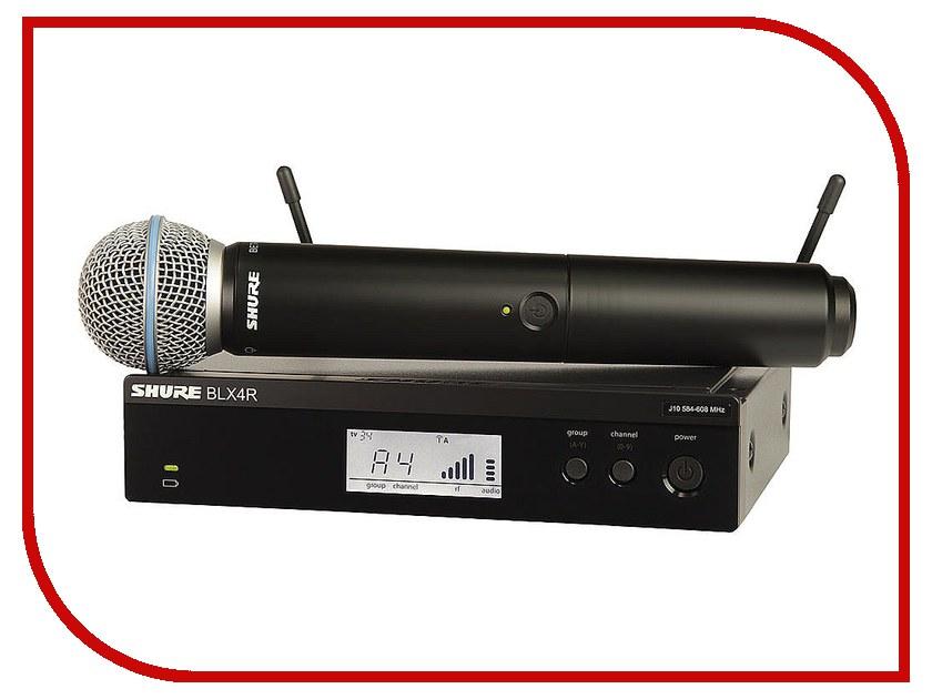 Радиомикрофон SHURE BLX24RE/B58