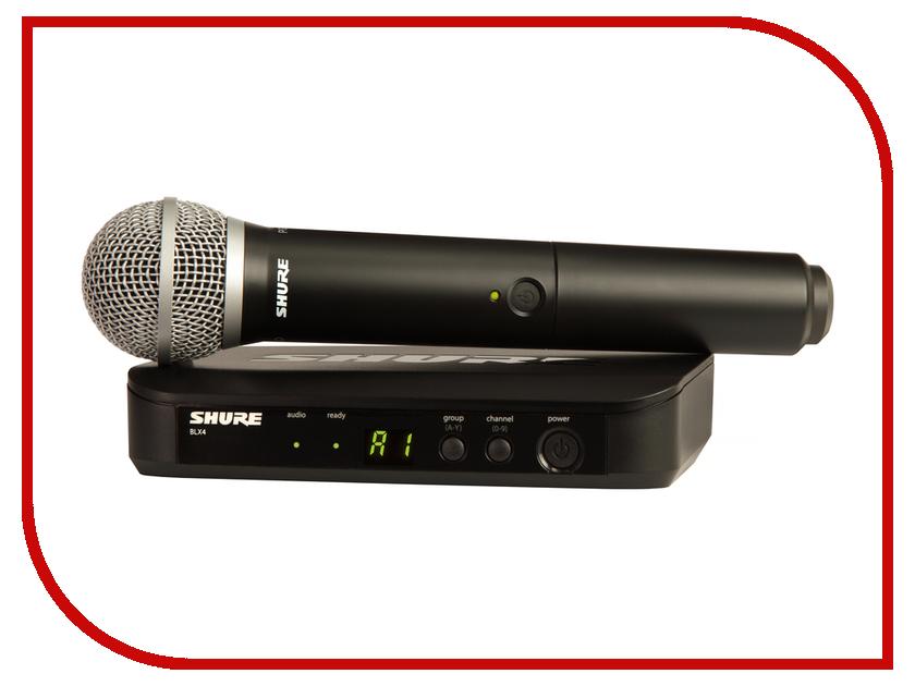 Радиосистема Shure BLX24RE/PG58 все цены