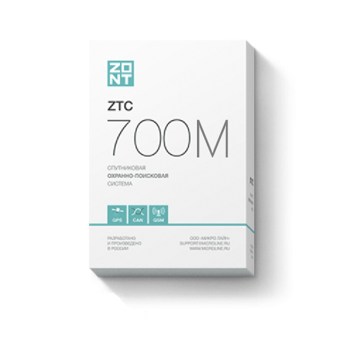 Сигнализация Zont ZTC-700M