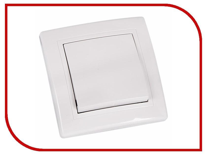 Выключатель Rexant White 78-0125
