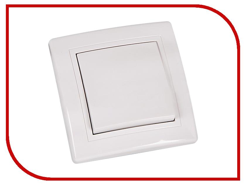 Выключатель Rexant White 78-0119
