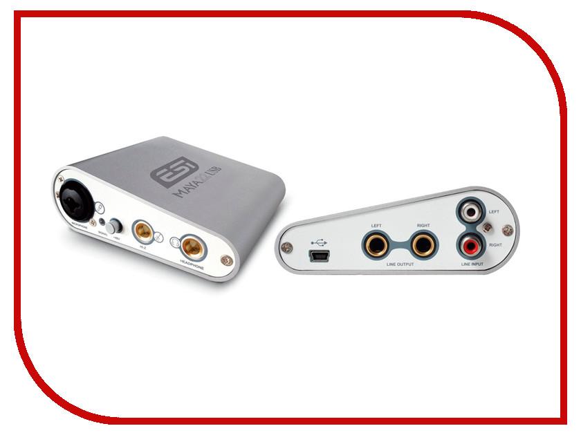 Аудиоинтерфейс ESI Maya 22 USB mastering maya® 8 5